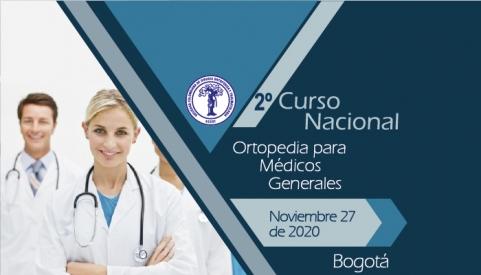 2° Curso Nacional de Ortopedia para Médicos Generales